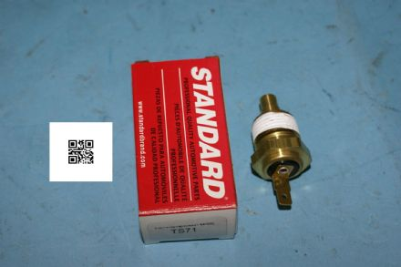 1980-1982 Corvette C3 Temperature Sender With Gauge, Standard TS71, New
